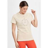 Mammut SEILE T-shirt z nadrukiem moonbeam M7341D00T
