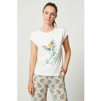 Etam T-shirt piżamowy BEN 4900-BID0NP