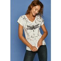 MEDICINE Medicine T-shirt by Kasia Walentynowicz i Zagrywki 6901-TSDC51