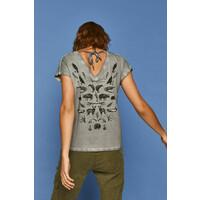 MEDICINE Medicine T-shirt by Kasia Walentynowicz i Zagrywki 6901-TSDC50