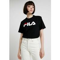 Fila PURE T-shirt z nadrukiem black 1FI21D00O