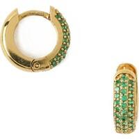Orelia Kolczyki 'Emerald' ORE0395001000001