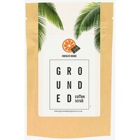 Grounded BODY SCRUB 200G Peeling do ciała chocolate orange GRC31G000