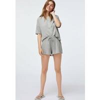 OYSHO Spodnie od piżamy grey OY181O0NW