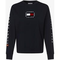 Tommy Jeans Damska koszulka z długim rękawem 499122-0001