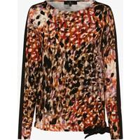 Monari Damska koszulka z długim rękawem 490721-0001