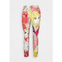 MOSCHINO TROUSERS Legginsy fantasy 6MO21A004