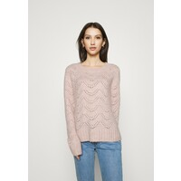 Pieces NOOS Sweter misty rose PE321I0A3