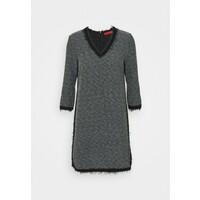 MAX&Co. COSTANZA Sukienka koktajlowa medium grey MQ921C0AG