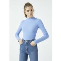 PULL&BEAR Sweter light blue PUC21I0CS