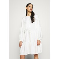 Bruuns Bazaar PRALENZA ELISSA DRESS Sukienka letnia white BR321C050