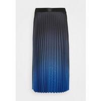 comma Spódnica trapezowa blue CO121B0CH