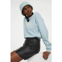 H&M Trapezowa spódnica 0674606057 Czarny