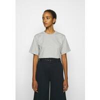 Victoria Victoria Beckham T-shirt basic grey melange VIT21D00P