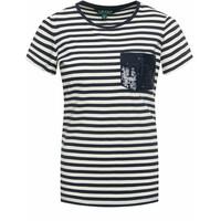 Lauren Ralph Lauren T-Shirt 200773859 Beżowy Regular Fit