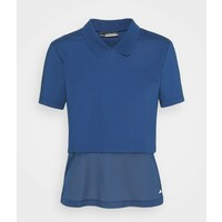 J.LINDEBERG ESSI GOLF Koszulka polo midnight blue JL141D058