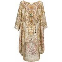 Camilla Sukienka CAMILLA SCOOP BACK HEM DRESS 11841-allisnou