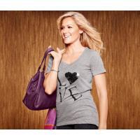 Tchibo Koszulka z cekinami 400062177