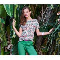 Tchibo Koszulka w stylu tropikalnym