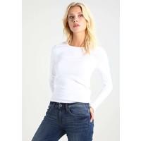 GAP CREW TEE Bluzka z długim rękawem optic white GP021D04M