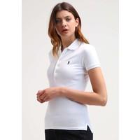 Polo Ralph Lauren JULIE Koszulka polo white PO221D008