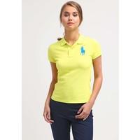 Polo Ralph Lauren Koszulka polo neon yellow PO221D005