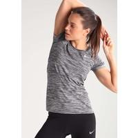 Nike Performance DRIFIT KNIT T-shirt basic black/heather N1241D0AK