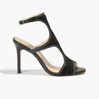 4333-69-015 sandały czarne
