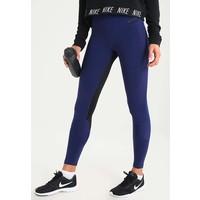 Nike Performance CONTOUR Legginsy binary blue/black N1241E0EP