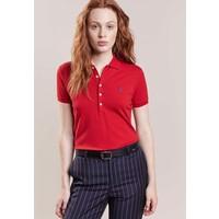 Polo Ralph Lauren JULIE POLO Koszulka polo red/navy PO221D008