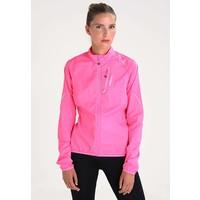 CMP TRAIL Kurtka do biegania pink fluorescent C7041F04F