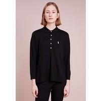 Polo Ralph Lauren DRAPEY Koszulka polo polo black PO221D03H