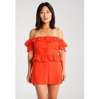 Fashion Union Petite Kombinezon orange FAE21A001