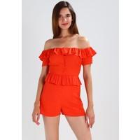 Fashion Union Tall NOEL Kombinezon orange FAC21A003