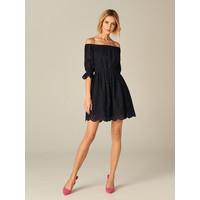 Mohito Koronkowa sukienka hiszpanka TF756-95X