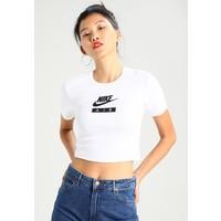 Nike Sportswear AIR - T-shirt z nadrukiem - white