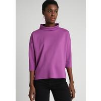 More & More INTERLOCK Bluzka z długim rękawem bright purple M5821J00W