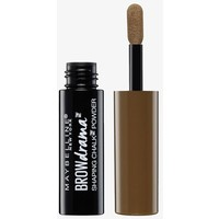 Maybelline New York BROW DRAMA SHAPING CHALK Makijaż brwi 130 dark brown MJ331F002