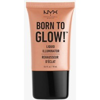Nyx Professional Makeup HIGHLIGHTER BORN TO GLOW LIQUID ILLUMINATOR Rozświetlacz 2 gleam NY631E01Z