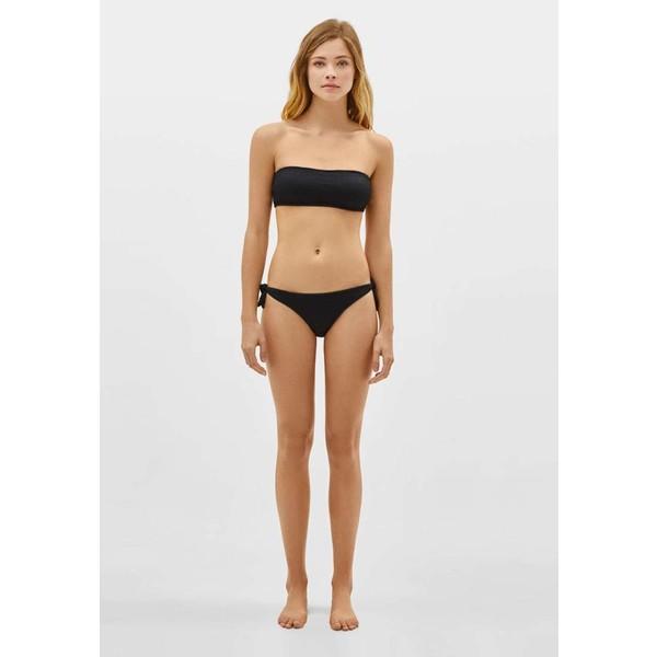 Bershka Góra od bikini black BEJ81E000