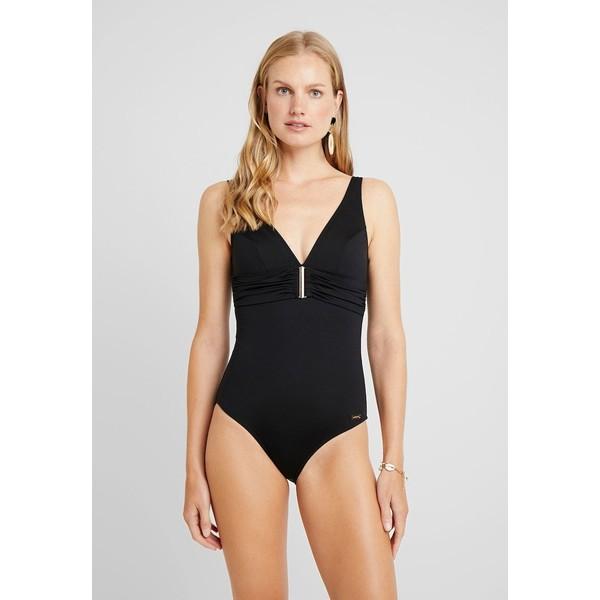 LASCANA SWIMSUIT Kostium kąpielowy black L8381G01F