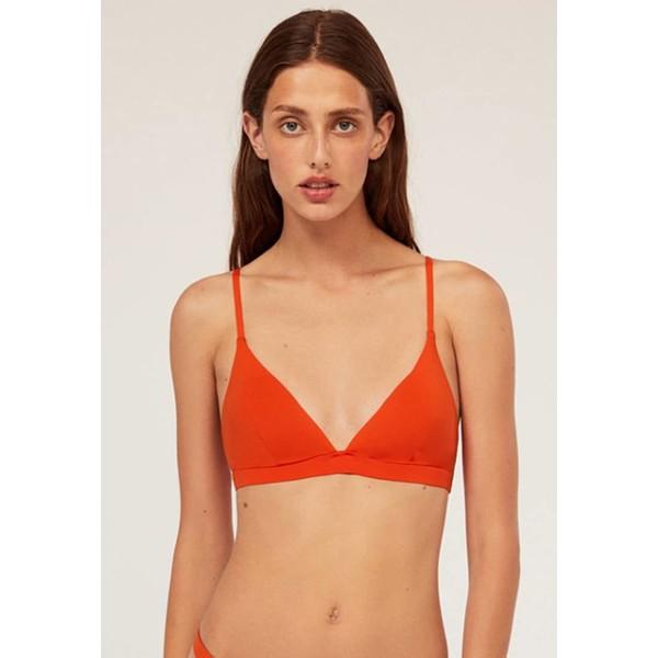 OYSHO Góra od bikini orange OY181J053
