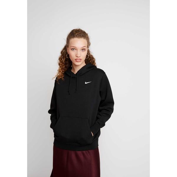 Nike Sportswear HOODIE Bluza z kapturem blackwhite