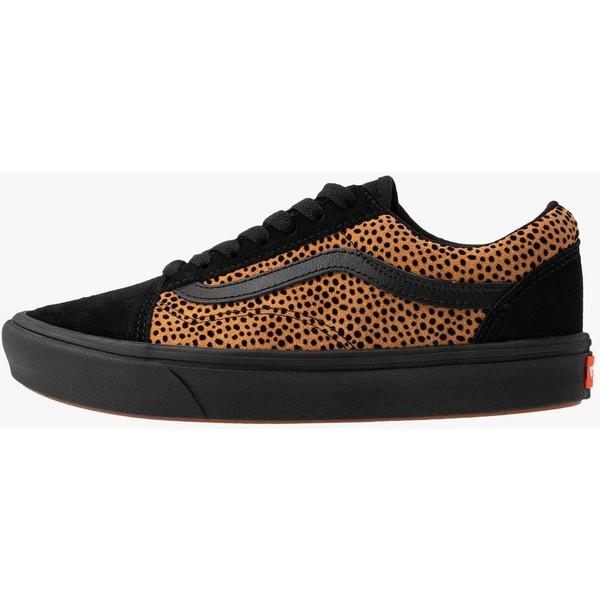 Vans COMFYCUSH OLD SKOOL Sneakersy niskie black VA211A07Z