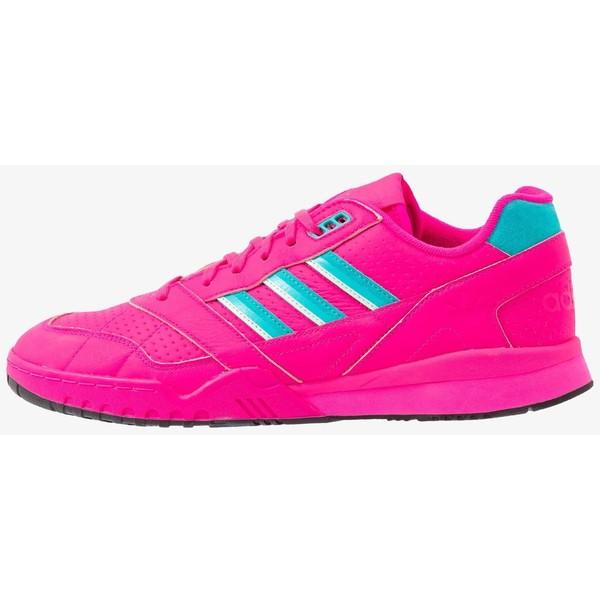 adidas Originals A.R. TRAINER Sneakersy niskie shock pinkhi
