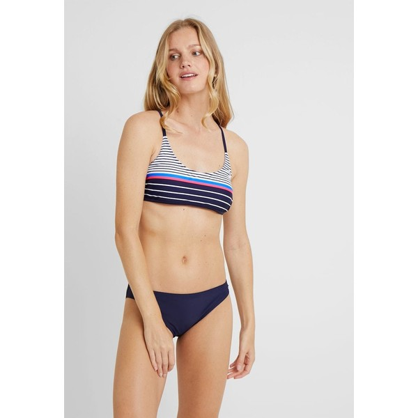 Venice Beach SET Bikini navy stripe 2VE81L009