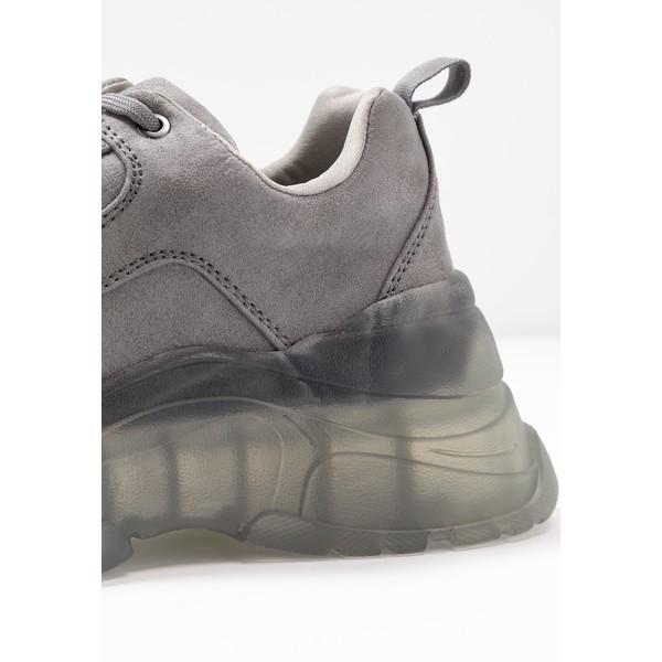 Topshop CELINA TRAINER Sneakersy niskie grey TP711A0C0