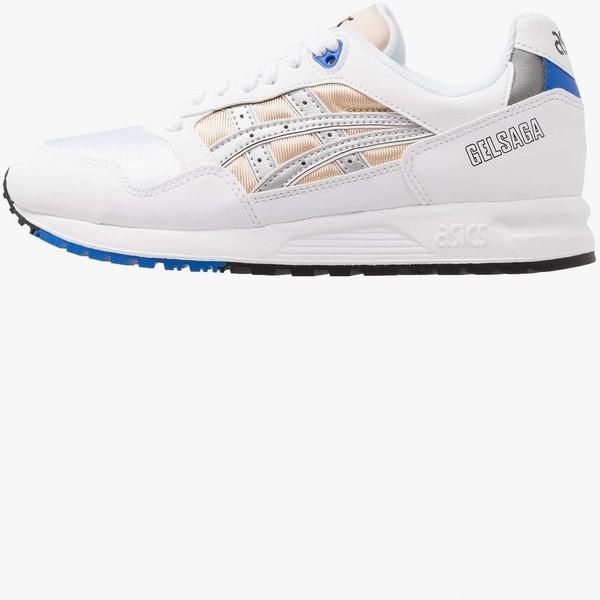 ASICS GELSAGA Sneakersy niskie nudesilver A0H11A010