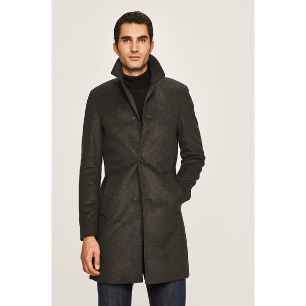 Tommy Hilfiger Tailored Płaszcz 4910-KPM019