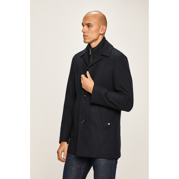 Tommy Hilfiger Tailored Płaszcz 4910-KPM00S